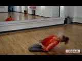 Преподаватель школы танцев Feel Good - Оля. Sexy R'n'B (Lady's dance)